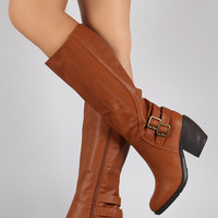 Elastic Gores Classic Riding Boot