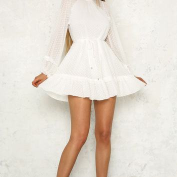 Ides Of March Dress White