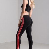adidas Women's CLRDO Leggings in Black