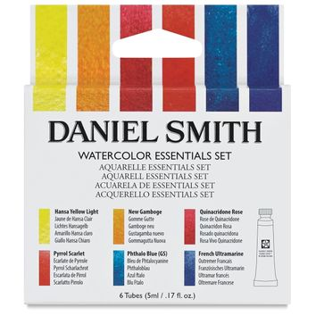 Daniel Smith Extra Fine Watercolors - BLICK art materials