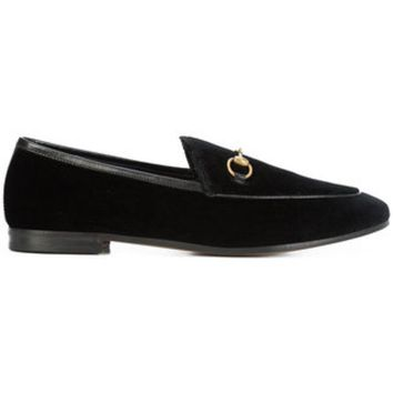 Gucci Jordaan Loafers Farfetch