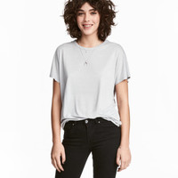 H&M Top with Cap Sleeves $12.99