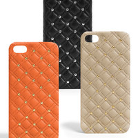 Leather iPhone 5/5s Case