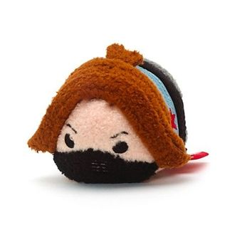 Disney Winter Soldier Bucky Tsum Tsum Disney Store UK