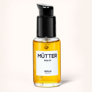 """Mutter"" Belly Oil, Orange Blend"