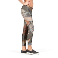 'move with me- trippy' Leggings by DuckyB on miPic