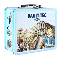 Fallout 4 Vault-Tech Metal Lunch Box