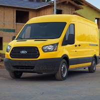 2018 Ford® Transit Full-Size Cargo Van | The Perfect Fit for Your Business | Ford.com