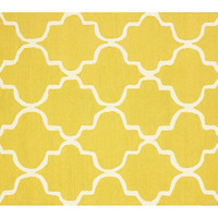Lizzie Rug, Yellow, Area Rugs