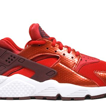 "Nike Air Huarache Run Wmns ""University Red Maroon"""