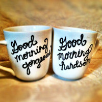 His & Hers Coffee Mug