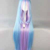 Women's Ombre Cosplay Wig for Cosplay Party
