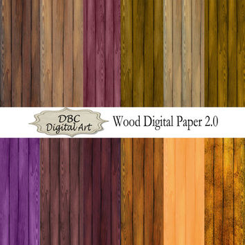Rustic Wood Digital Paper, Scrapbooking, Scrapbook paper, Invitation, Digital Frame, Wood Scrapbook Paper, Sand Wood Paper, Digital Download