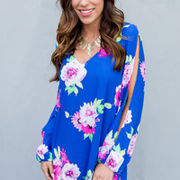 Floral Resort Dress