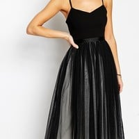 Needle & Thread Giselle Ballet Midi Dress