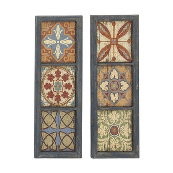 Decorative Wood Wall Panel 2 Assorted