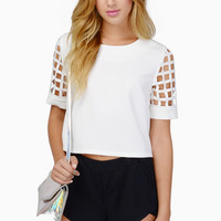 Fair And Square Top $29