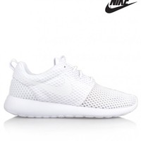 NIKEROSHE RUN BREEZE - WHITE