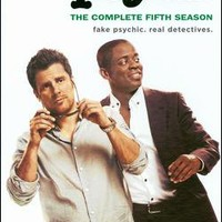 Psych: The Complete Fifth Season [4 Discs] - Widescreen AC3 Dolby - DVD - Best Buy