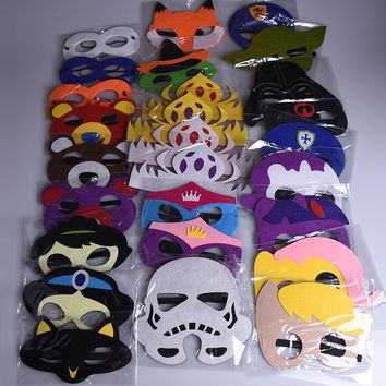 New Mask Cosplay Superhero Party Costumes