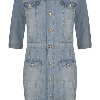 Diller Dress Cloudy Wash
