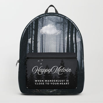 The ones that got away Backpack by happymelvin