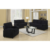 Walmart: Buchannan 3-Piece Living Room Set