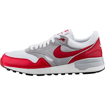 Nike Air Odyssey (Mens) - White/Neutral Grey/Sail/University Red