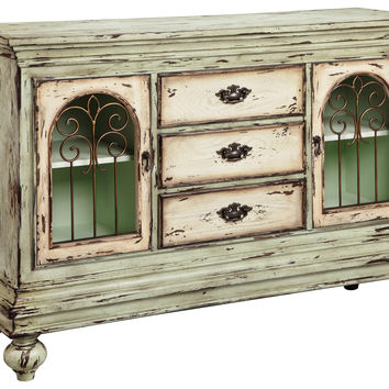 Granby 2 Door 3 Drawer Cabinet/Sideboard - 13261 - Stein World