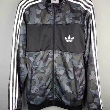PEAP9IW BAPE x ADIDAS Men Jacket