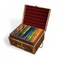 Harry Potter Boxed Set: Books 1-7 (Harry Potter)