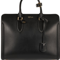 Alexander McQueen - The Heroine leather tote