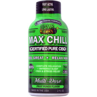 Hemp Bombs Max Chill Shot