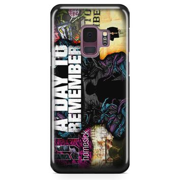 A Day To Remember What Separates Me From You Samsung Galaxy S9 Plus Case | Casefantasy