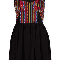 Mexican Bodice Sundress - Topshop USA