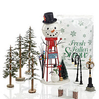 Department 56 Collectible Figurines, Village Accessories Collection - Christmas Villages - Holiday Lane - Macy's