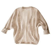 Mossimo Supply Co. Juniors Open Weave Cardigan - Assorted Colors