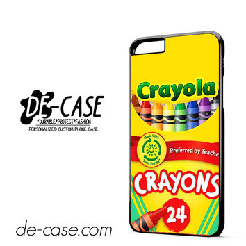 Crayola Crayons Colorful DEAL-2841 Apple Phonecase Cover For Iphone 6 / 6S Plus