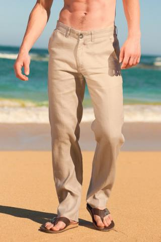 439780dbf Linen Madrid Pant - Men's Linen Pants, from islandimporter.co