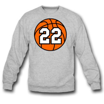 basketball 22 sweatshirt