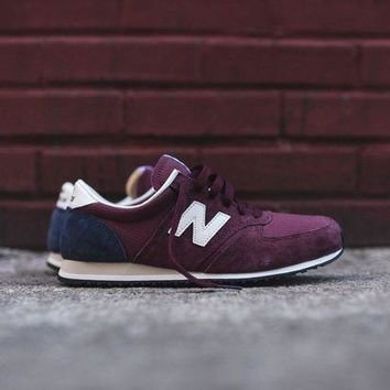 DCCK1IN new balance wmns 420 heritage burgundy