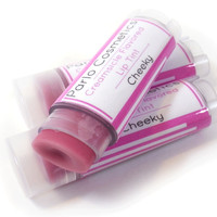Cheeky Tinted Lip Balm Creamsicle Flavored Light Mauve Shade