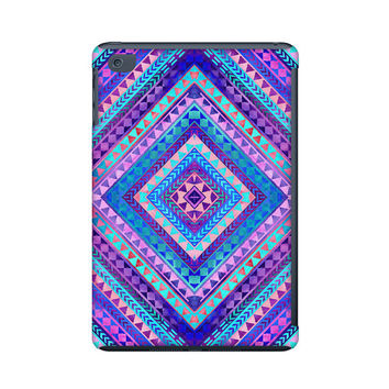 Ipad mini case, geometric ipad mini case, colorful triangle ipad mini case,  tribal ipad mini case, diamond pattern, art for your iPad mini