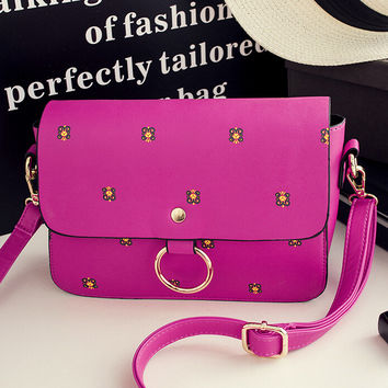Retro Women Tassel Leather Shoulder Bag Female Fashion Casual Crossbody Messenger Bags Chic Handbag Gift 57
