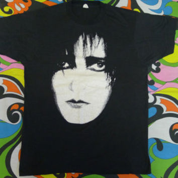 Original vintage SIOUXSIE and the BANSHEES T-Shirt new wave goth rock 80s siouxsie shirt RARE siouxsie and the banshees shirt