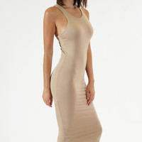 Simply Unique Midi Dress