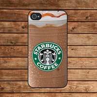 Starbucks ice coffee--iphone 4 case,iphone 4s case,iphone 4 cover,in plastic or silicone case
