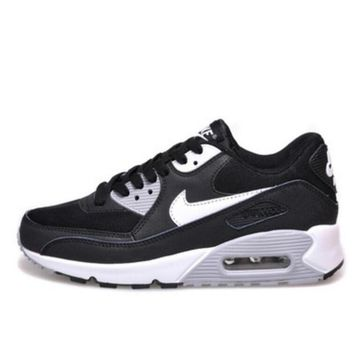 Nike Air Max 90  Running Sport Casual Shoes Sneakers I-FEU-SY