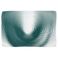 Blue Calm Water Tea Towel