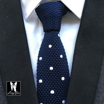 Lingyao Knitted Necktie